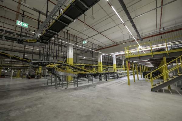 Nadzór nad największym obiektem firmy Panattoni.