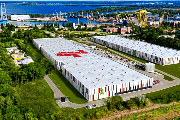 Nowoczesne centrum logistyczne, czyli 7R Park Szczecin w budowie!