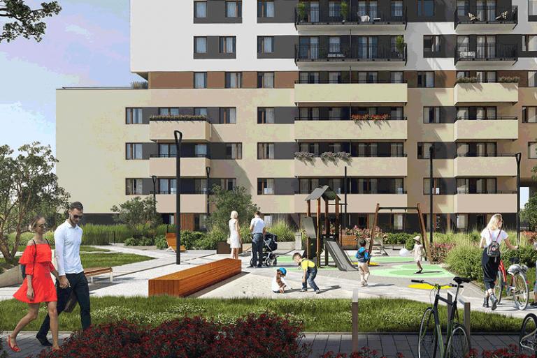 Osiedle Przy Unii – Poznań, nowa inwestycja Budimexu