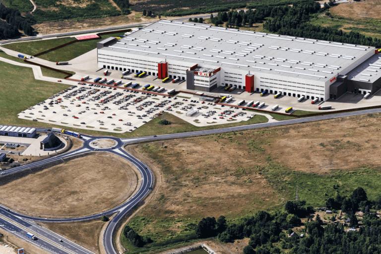 Największe centrum dystrybucyjne w Europie dla TK Maxx
