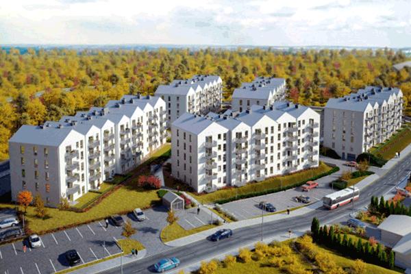 Skandinavia – Nowe  osiedle mieszkaniowe w Gdańsku!
