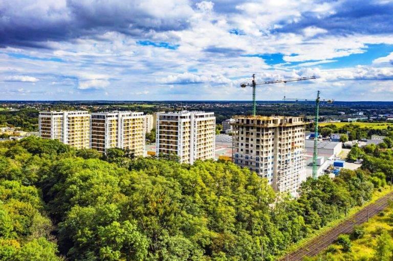 Ostatni etap Nadzoru Inwestorskiego – RED Park Poznań