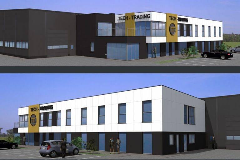 Wielobranżowy nadzór inwestorski w Mikołowie dla TECH-TRADING