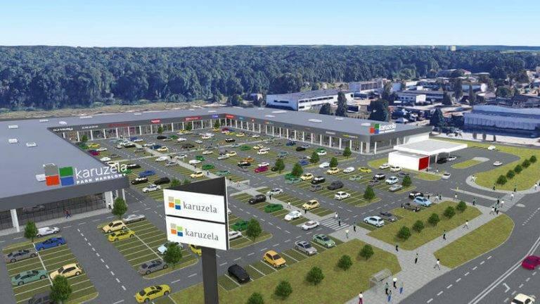 Przed nami kolejna realizacja inwestycji centrum handlowego typu convenience